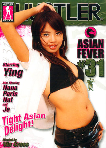Cheap Asian Fever 31 porn DVD
