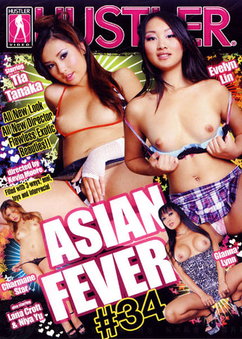 Cheap Asian Fever 34 porn DVD