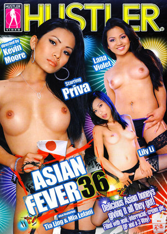 Cheap Asian Fever 36 porn DVD