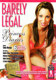 Barely Legal: Princess Diaries 1 Adult Sex DVD