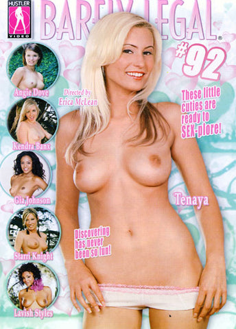 Cheap Barely Legal 92 porn DVD