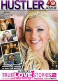 Hustler's True Love Stories 2 XXX Adult DVD