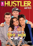 Cheap This Ain't Two And A Half Men XXX porn DVD