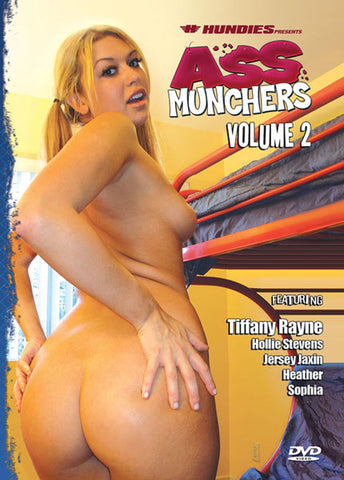 Cheap Ass Munchers 2 porn DVD