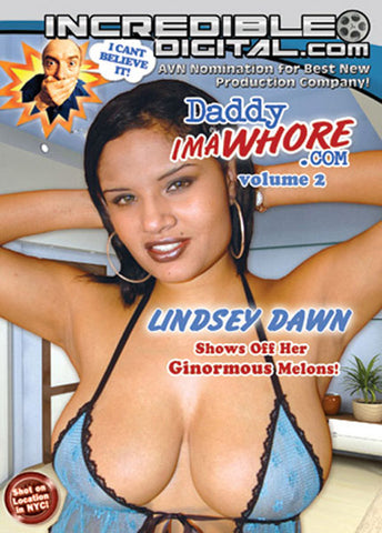 Cheap Daddy I'm A Whore 2 porn DVD