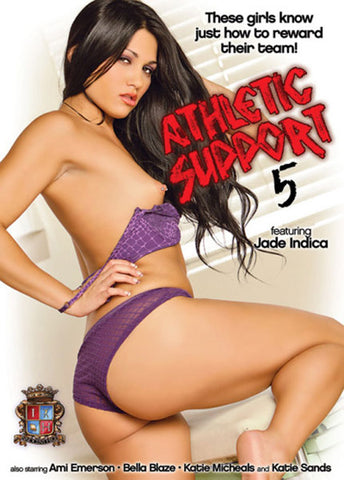 Cheap Athletic Support 5 porn DVD