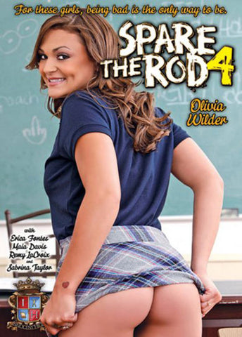 Cheap Spare The Rod 4 porn DVD
