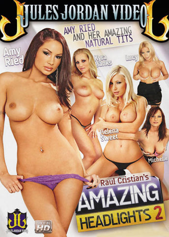 Cheap Amazing Headlights 2 porn DVD