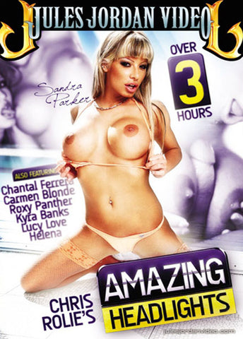 Cheap Amazing Headlights 1 porn DVD