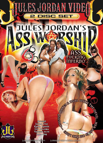 Ass Worship 6 XXX Adult DVD