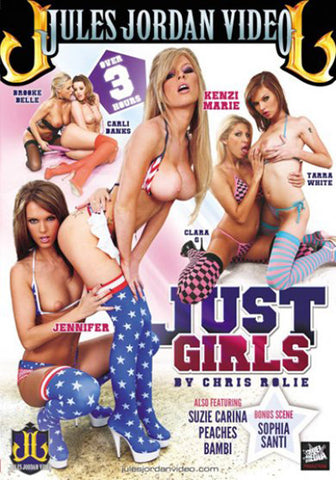Cheap Just Girls porn DVD