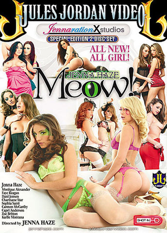 Cheap Meow! (2 Disc Set) porn DVD