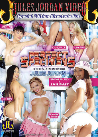 Perfect Specimens 1 XXX Adult DVD