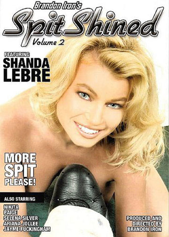 Cheap Spit Shined 2 porn DVD