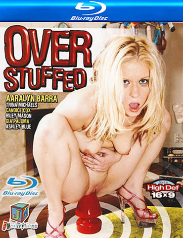 Cheap Over Stuffed (Blu-Ray) porn DVD