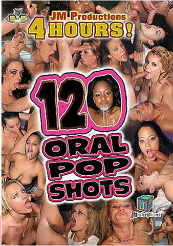 Cheap 120 Oral Pop Shots porn DVD