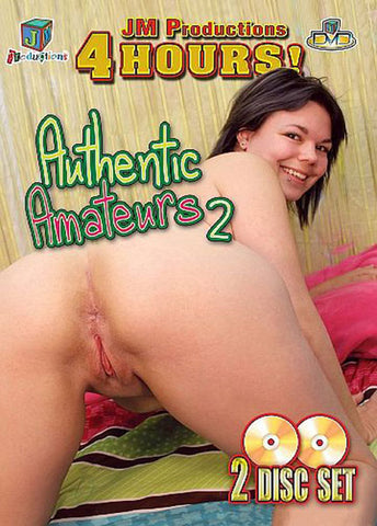 Authentic Amateurs 2 (2 Disc Set) Adult DVD