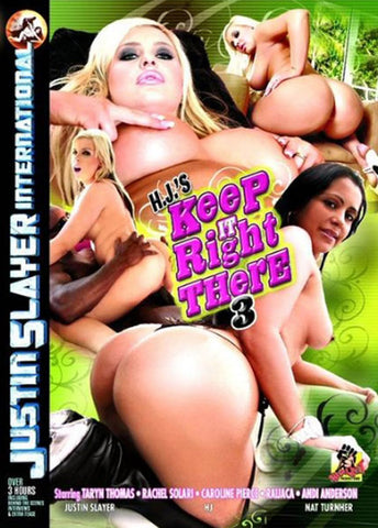 Cheap Keep It Right There 3 porn DVD