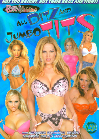 Cheap All Ditz And Jumbo Tits 1 porn DVD