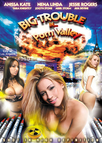 Cheap Big Trouble In Porn Valley porn DVD