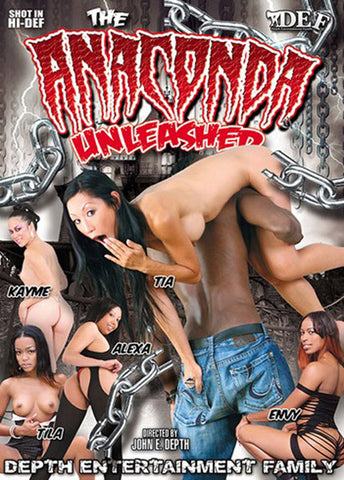 Cheap The Anaconda Unleashed porn DVD