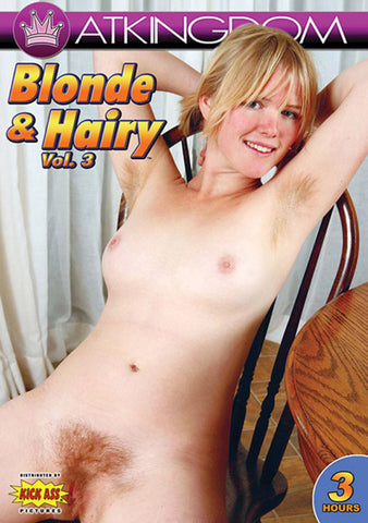 ATK Blonde & Hairy 3 XXX DVD