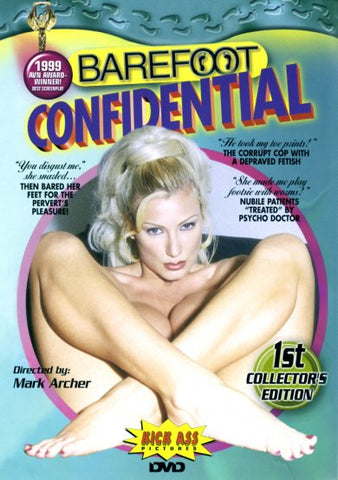 Cheap Barefoot Confidential porn DVD