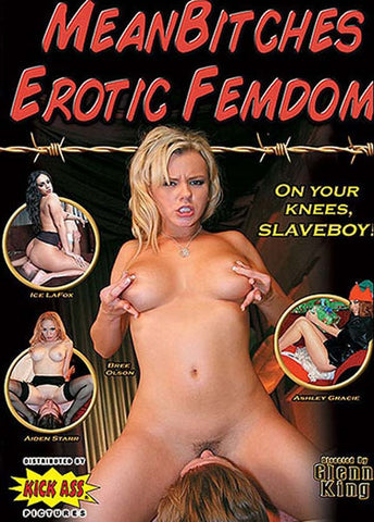 Mean Bitches Erotic Femdom 1 Adult Movies DVD