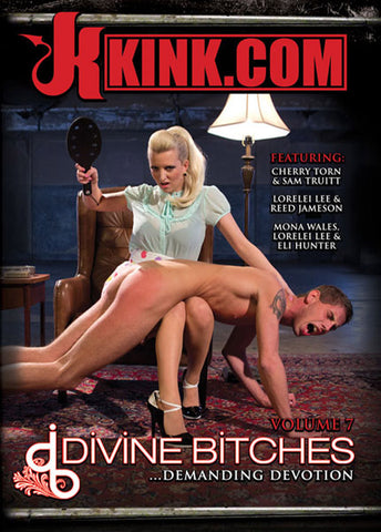 Divine Bitches 7 Adult DVD
