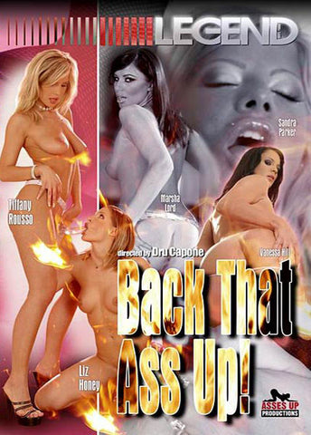 Cheap Back That Ass Up porn DVD