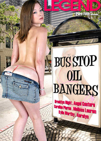 Bus Stop Oil Bangers Adult DVD