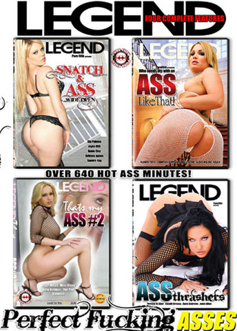 Cheap Perfect Fucking Asses 4 Pack (4 Disc Set) porn DVD