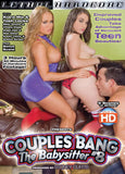Couples Bang The Babysitter 8 Adult DVD