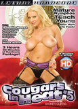 Cheap Cougars In Heat 5 porn DVD