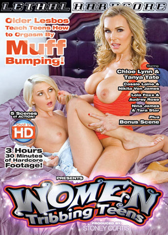 Cheap Women Tribbing Teens 1 porn DVD