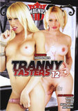 Tranny Tasters 12 Adult Sex DVD