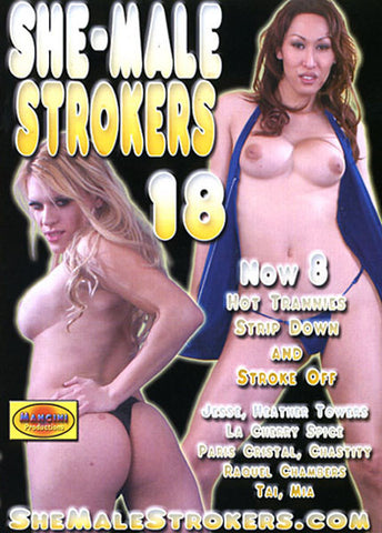 Cheap She-Male Strokers 18 porn DVD