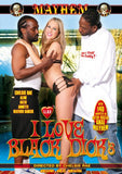 Cheap I Love Black Dick 3 porn DVD