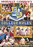 Cheap College Rules 1 porn DVD