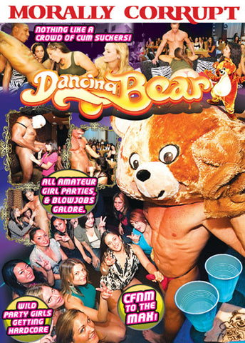 Cheap Dancing Bear 1 porn DVD