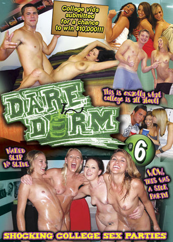 Cheap Dare Dorm 6 porn DVD