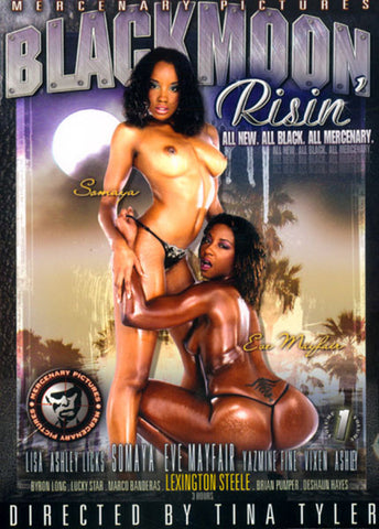 Black Moon Risin' 1 XXX Adult DVD