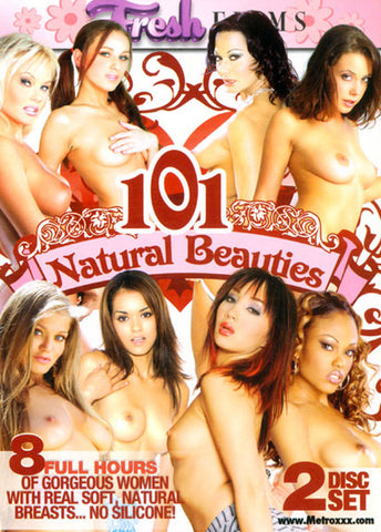101 Natural Beauties (2 Disc Set) XXX DVD
