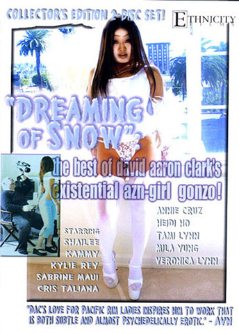 Dreaming Of Snow (2 Disc Set) Sex DVD