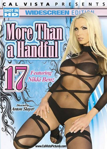 More Than A Handful 17 Adult DVD