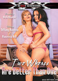 Two Whores Are Better Than One Adult Sex DVD