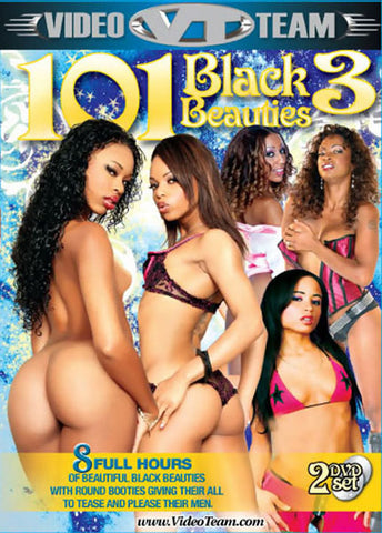 Cheap 101 Black Beauties 3 porn DVD