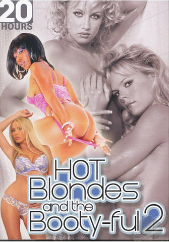 Cheap Hot Blondes And The Booty-ful 2 (4 Disc Set) porn DVD