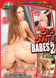 Big Booty Babes 2 Adult DVD