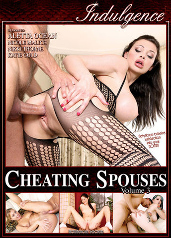 Cheating Spouses 3 XXX Adult DVD